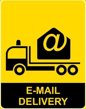 e-mail delivery