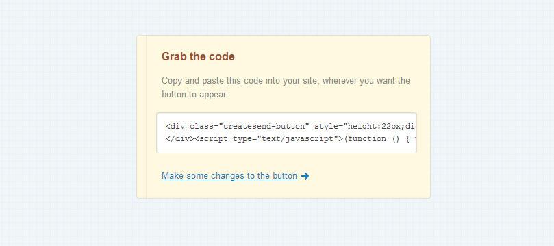 grab the code