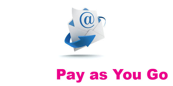 Pay as You Go Email Marketing